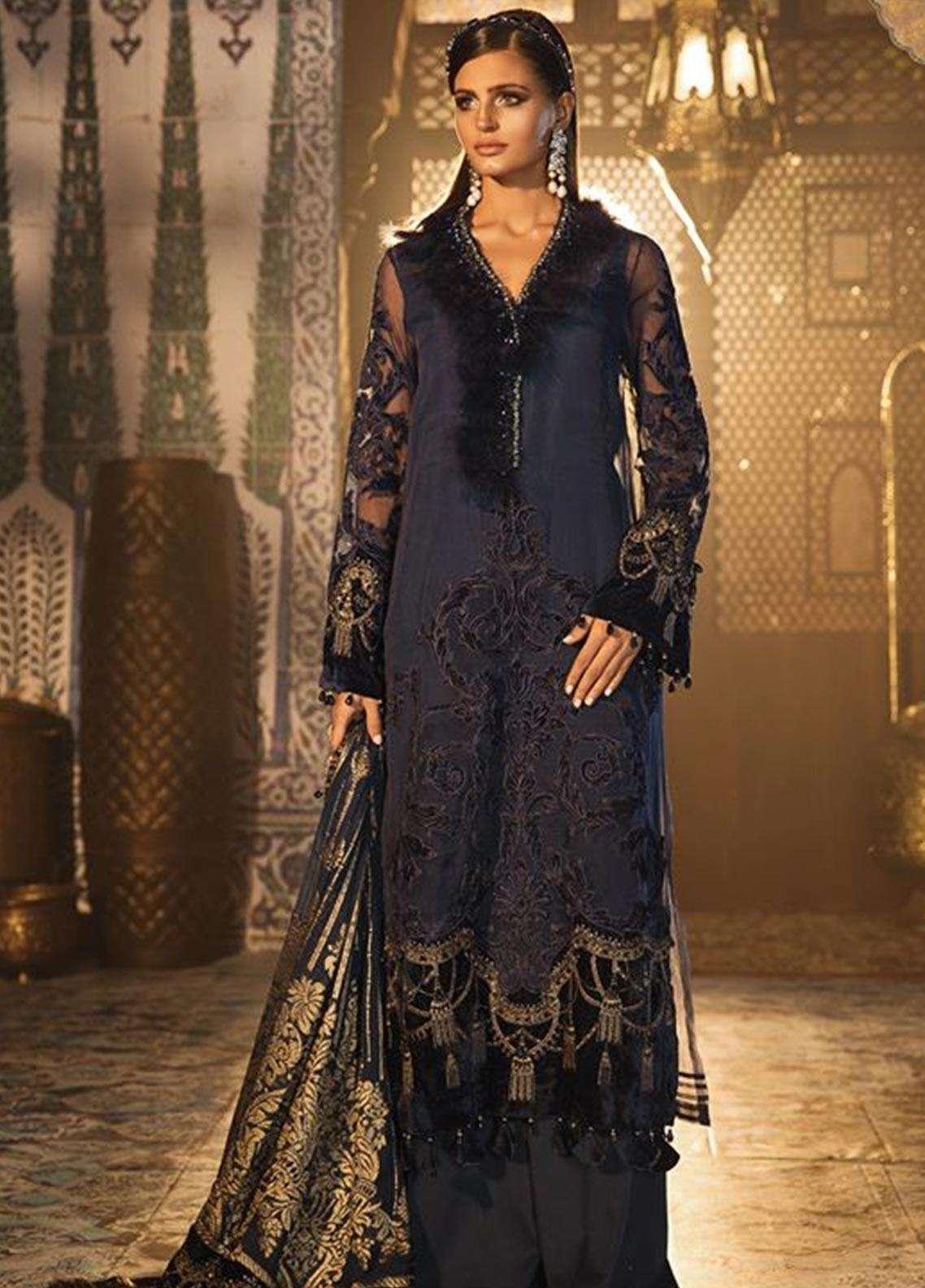Pakistani indian desiner new collection 2019 maria b asim jofa wedding bridal
